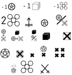 simboliai