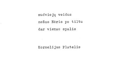 kornelijus platelis